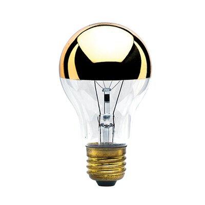 40W Amber E26/Medium (Standard) Incandescent Light Bulb (Set of 7) Wattage: 60W