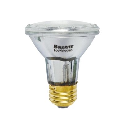 39W 130-Volt Halogen Light Bulb