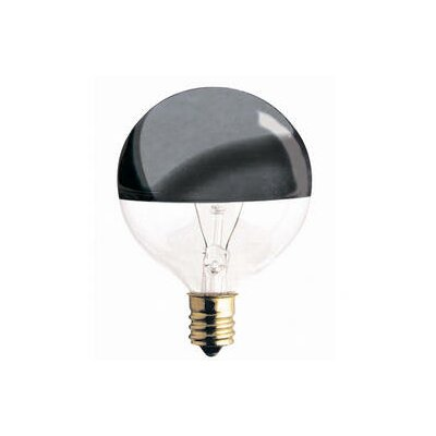 120-Volt Light Bulb Wattage: 60W