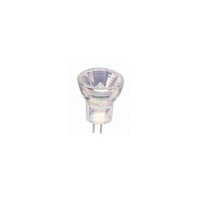Bi-Pin 12-Volt Halogen Light Bulb (Set of 6) Wattage: 12W