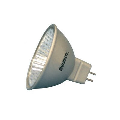 Bi-Pin 50W Silver 24-Volt Halogen Light Bulb (Set of 6)