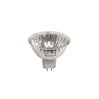 Bi-Pin 50W 24-Volt Halogen Light Bulb (Set of 10)