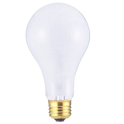 50/100/150W 120-Volt Incandescent Light Bulb (Set of 15)