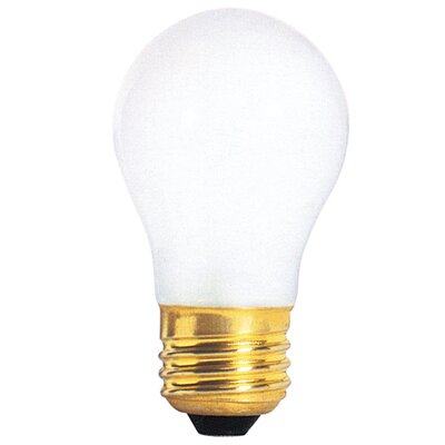 Frosted 130-Volt Incandescent Light Bulb (Set of 33) Wattage: 40W