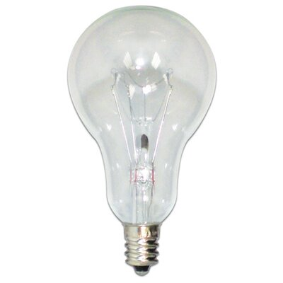 Candelabra 60W 130-Volt (2700K) Incandescent Light Bulb (Set of 31)