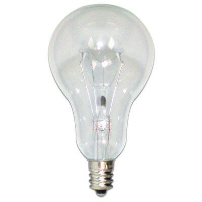 Candelabra 60W 130-Volt (2700K) Incandescent Light Bulb