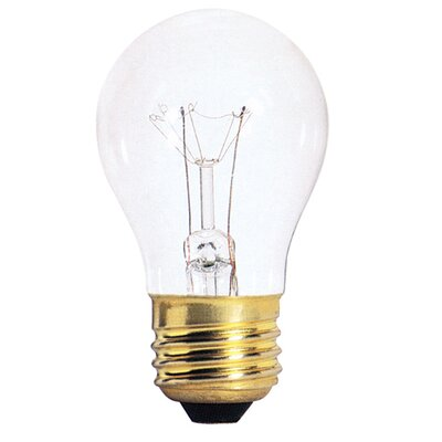 40W/60W 130-Volt (2700K) Incandescent Light Bulb (Set of 33) Wattage: 40W