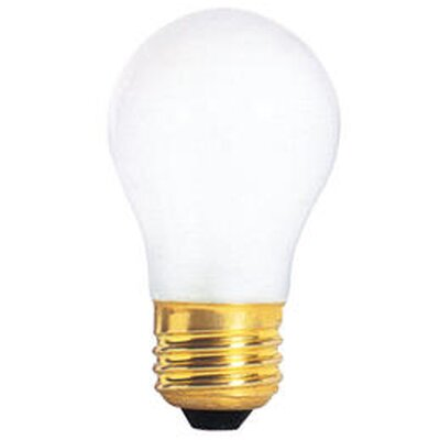 40W/60W Frosted (2700K) Incandescent Light Bulb (Set of 31) Wattage: 60W