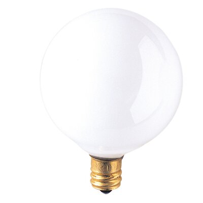 Candelabra 25W Frosted 130-Volt (2550K) Incandescent Light Bulb (Set of 43)