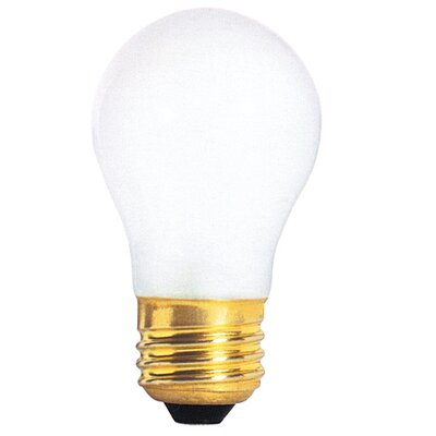 25W 130-Volt (2700K) Incandescent Light Bulb (Set of 33) Color: Frost