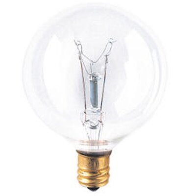 Candelabra 25W 130-Volt (2520K) Incandescent Light Bulb (Set of 43)
