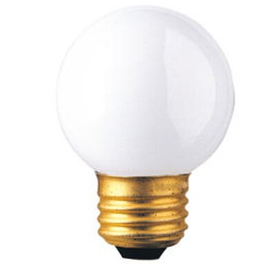 Candelabra 25W Frosted 130-Volt (2400K) Incandescent Light Bulb (Set of 26)