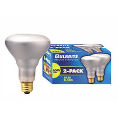 65W 130-Volt (2700K) Incandescent Light Bulb (Pack of 2) (Set of 8)