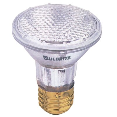 E26/Medium Halogen Light Bulb (Set of 7) Bulb Temperature: 3000K