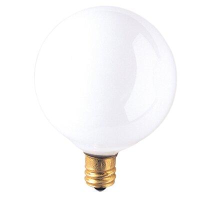Candelabra 25W Frosted 130-Volt (2700K) Incandescent Light Bulb (Set of 43)