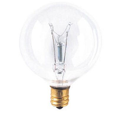 Candelabra 25W 130-Volt (2540K) Incandescent Light Bulb (Set of 43)