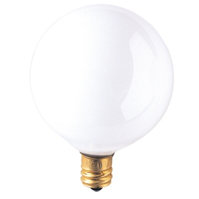 Candelabra 15W Frosted 130-Volt (2300K) Incandescent Light Bulb (Set of 43)