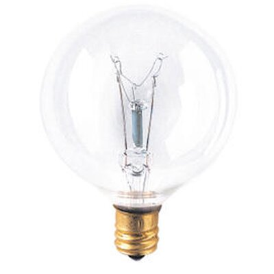 Candelabra 15W 130-Volt (2400K) Incandescent Light Bulb