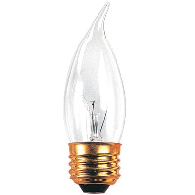 130-Volt (2700K) Incandescent Light Bulb (Set of 45) Wattage: 25W