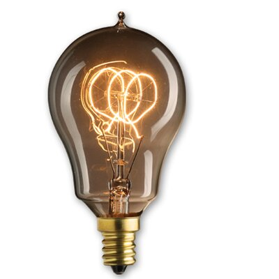 Nostalgic Edison 25W Colored Incandescent Light Bulb (Set of 5)