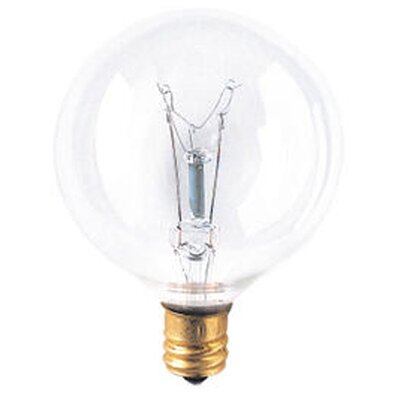 Candelabra 15W 120-Volt (2400K) Incandescent Light Bulb (Set of 43)