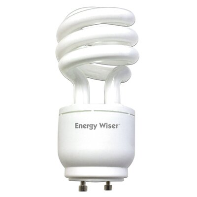 Dimmable 18W 120-Volt (2700K) Compact Fluorescent Light Bulb (Set of 2)