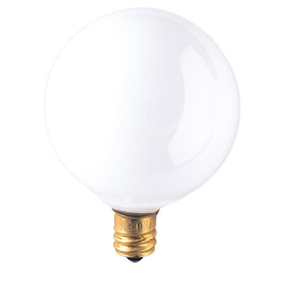 Candelabra 15W Frosted 120-Volt (2400K) Incandescent Light Bulb (Set of 43)