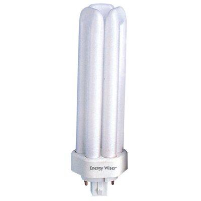 Dimmable 120-Volt (3000K) Fluorescent Light Bulb (Set of 8) Wattage: 57W