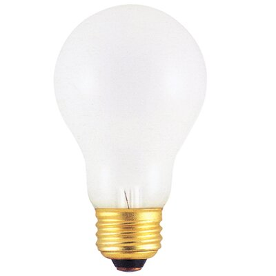 Frosted 220-Volt (2600K) Incandescent Light Bulb (Set of 17) Wattage: 60W