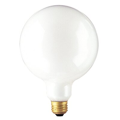 150W Frosted 125-Volt (2720K) Incandescent Light Bulb (Set of 8)