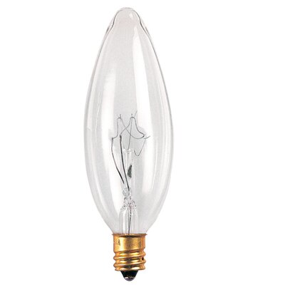 130-Volt (2520K) Incandescent Light Bulb (Pack of 25) (Set of 2)