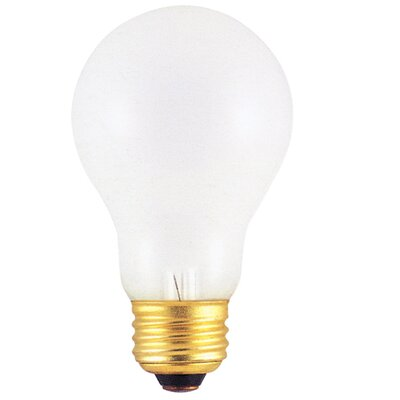 25W Frosted 220-Volt (2600K) Incandescent Light Bulb (Pack of 2)