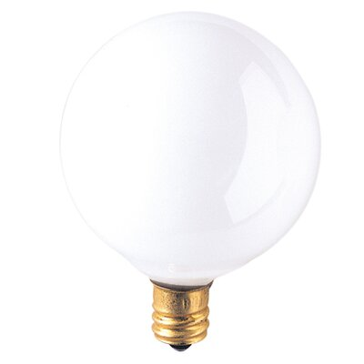 Candelabra 130-Volt  Incandescent Light Bulb (Set of 43) Wattage: 40W