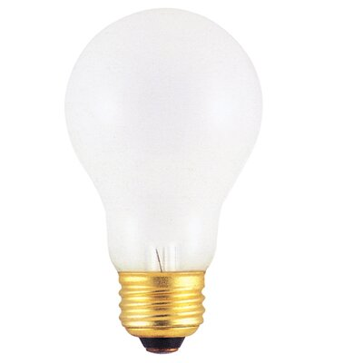 100W Frosted 220-Volt (2600K) Incandescent Light Bulb (Pack of 2) (Set of 17)