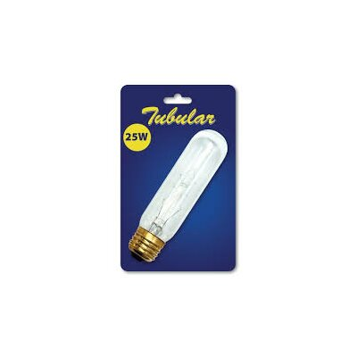 25W 120-Volt (2700K) Incandescent Light Bulb Color: Clear