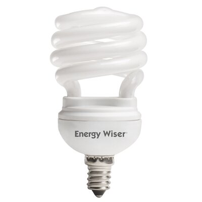 13W Compact Fluorescent Light Bulb (Set of 8)