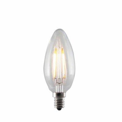 2W 120-Volt (2700K) B11 LED Chandelier Light Bulb