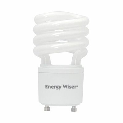13W 120-Volt (2700K) T3 Coil Light Bulb (Set of 7)