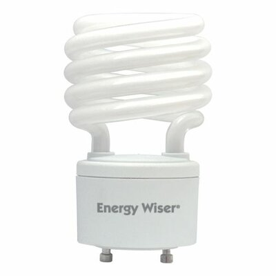 18W 120-Volt (2700K) T3 Coil Light Bulb (Set of 6)