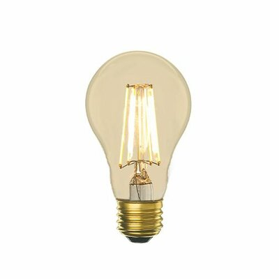 4W 120-Volt (2200K) A19 LED Light Bulb (Set of 4)