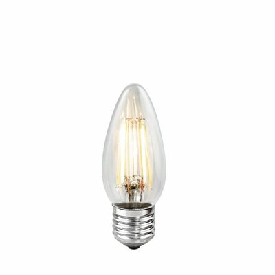 4W 120-Volt (2700K) B11 LED Chandelier Light Bulb (Set of 3)