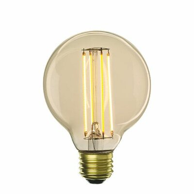 4W 120-Volt (2200K) G25 Globe Light Bulb (Set of 3)