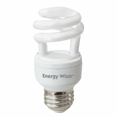 5W 120-Volt (2700K) T2 Coil Light Bulb (Set of 9)