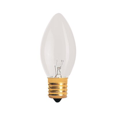 7W 120-Volt C9 Replacement Light Bulb (Pack of 25) (Set of 3)