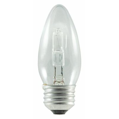 43W (2900K) Blunt Tip Halogen Light Bulb