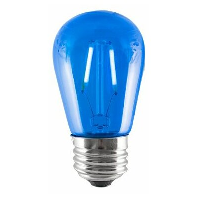 2W Blue LED Sign Light Bulb (Set of 5)