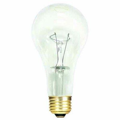 Bulbrite Industries 150W General Service Incandescent Light Bulb (Set of 15)