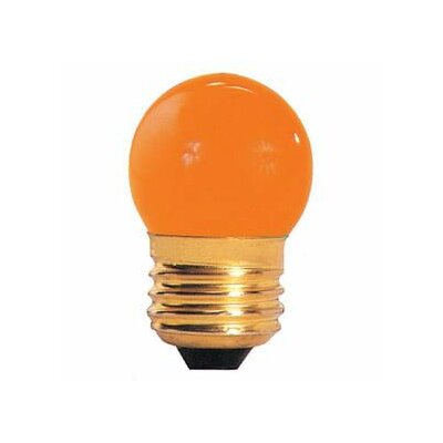 Specialty 7.5W Orange String Replacement Light Bulb (Set of 38)