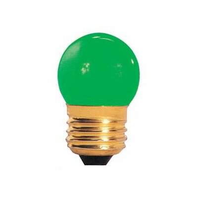 Specialty 7.5W Green String Replacement Light Bulb