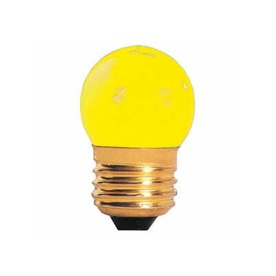 Specialty 7.5W Yellow String Replacement Light Bulb (Set of 38)